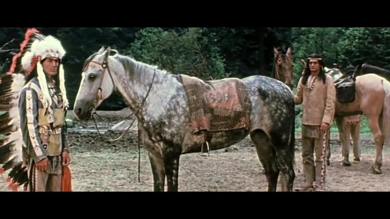 Кино «Сыновья Большой Медведицы (1966) Гойко Митич