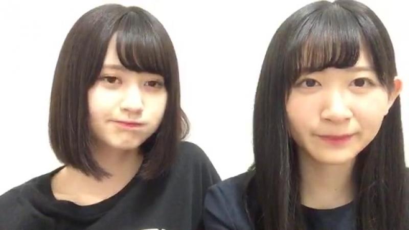 180422 NMB48 Team M Draft KKS Sugiura Kotone SHOWROOM