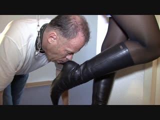 Boot fetish бут фетиш #mistress #slave #femdom #footfetish #socks #nylon #domination #stocking #pantyhose #госпожа #подчинение #