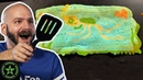 PANCAKE ART PICTIONARY - The Morning Show Show