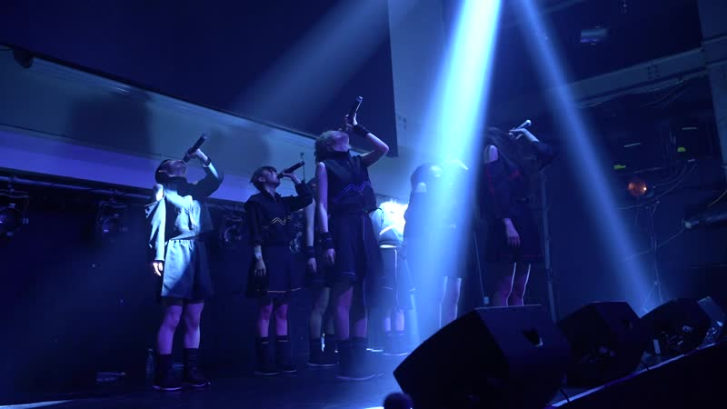 MIGMA SHELTER Parades End~Amazing Glow~Mo Strain『in da Rainbow』@ 渋谷WOMB 19 04 2019