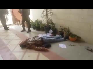 Очередное убийство палестинца в Израиле. Хеврон, 12 марта 2019-го.