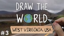 Draw The World 03 West Virginia Sketching Landscapes Hills