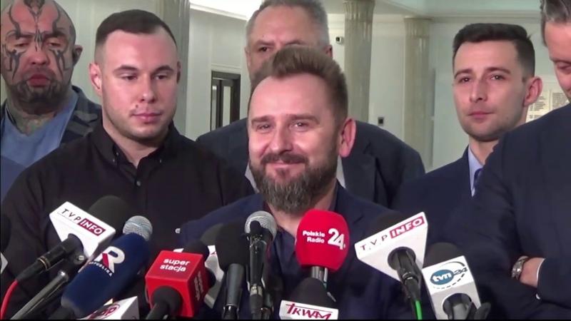 HIT! LIROY, RÓŻAL i BONUS RPK w Sejmie! MEGA konferencja o przełomowej zmianie ustawy 14.03