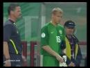 Малафеев отражает пенальти сразу после выхода на замену
