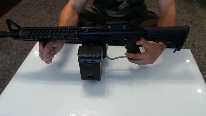 Модель пулемёта Дрозд