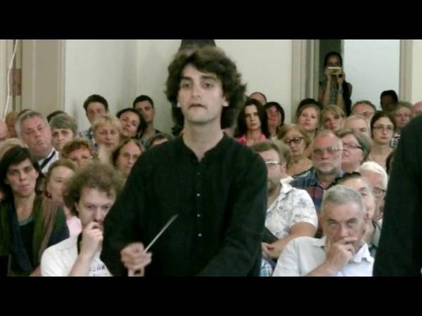 К.М. фон Вебер (1786 - 1826) Концерт № 1 для кларнета с оркестром фа минор (ор. 73)