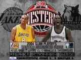 ? Los Angeles Lakers vs. Minnesota Timberwolves 2004 GAME 5
