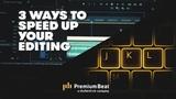 J, K and L Keys for Faster Editing PremiumBeat.com