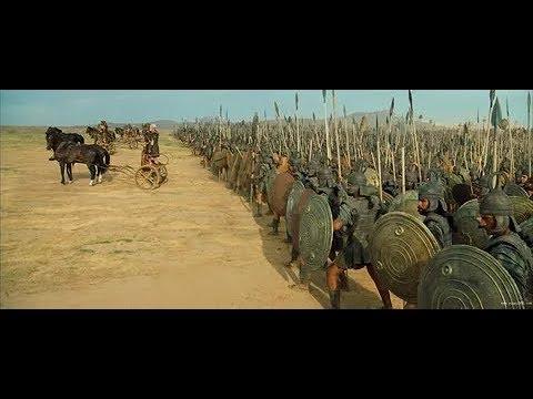 Троя (2004) Штурм города(без цензуры)Troy (2004) Storming the city (uncensored)