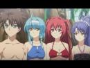 По велению адской сестры Отбытие Shinmai Maou no Testament Departures OVA