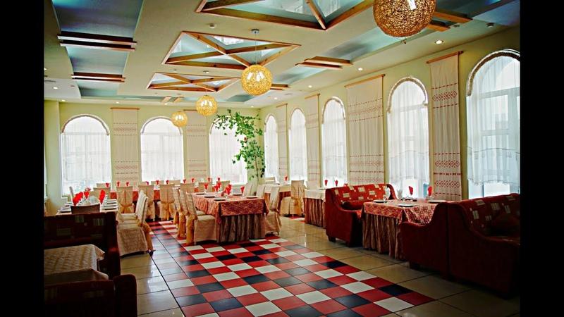 Белая Русь - ресторан в Оренбурге. Рестораны Оренбурга. Национальная Деревня.