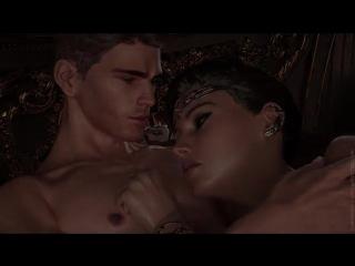 ХЕНТАЙ 3D порно мультики hentai хентайBloodlust Cerene 3D