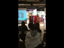 Igor Andreev's public talk at Podium market