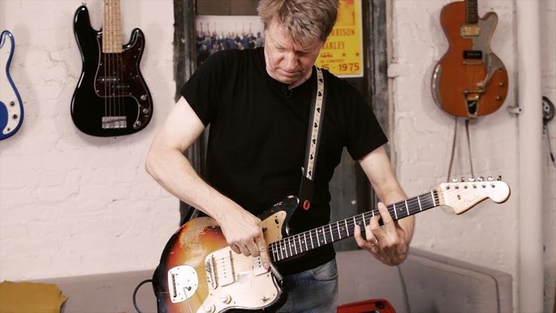 Board To Death - Nels Cline (Wilco, the Nels Cline Quartet)
