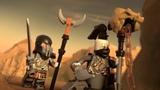 Lego Ninjago Season 9 Product Animations 70652, 70653, 70654