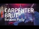 Carpenter Brut - Release Party – ARTE Concert