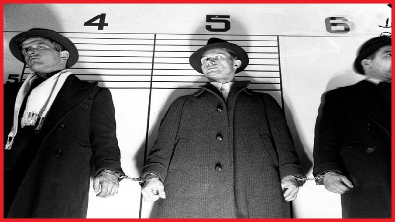 GANGSTER LIFE IN 1900S TO 1950S Best crime photos from the chicago tribune