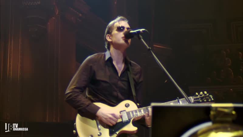 Joe Bonamassa - Happier Times - Live at the Royal Albert Hall in 2009