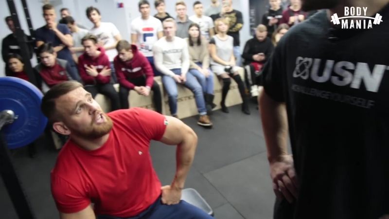 ТУРНИКМЕН ПРОТИВ БИЛДЕРА Битва Войтенко vs Бадургов