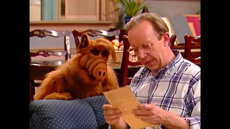 Alf Quote Season 1 Episode 24_Телевизор