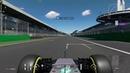 GT SPORT Mercedes AMG F1 W08 EQ Power 2017 Autodromo Nazionale Monza Time Attack 1 21 334