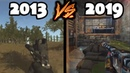 Evolution of RUST - From 2013 to 2019