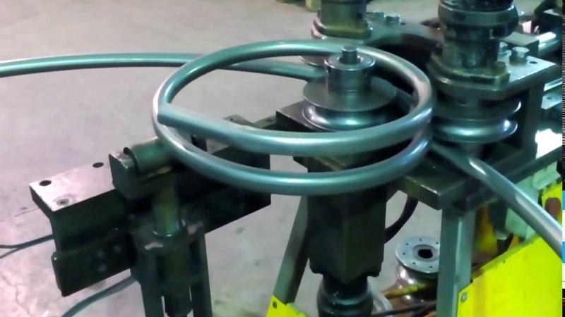 Спирали из нерж трубы VARIO