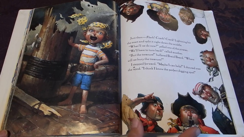 How I Became A Pirate By Melinda Long And David Shannon Read Aloud For Kids