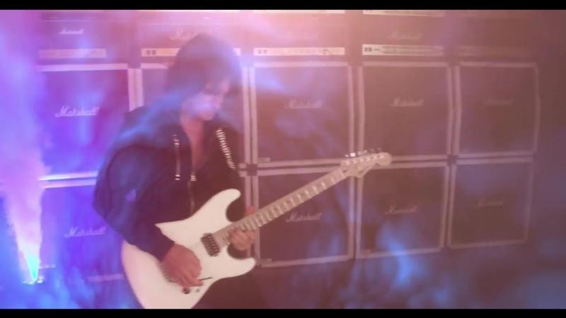 Impellitteri - Symptom Of The Universe (Official Music Video) [Black Sabbath Cov