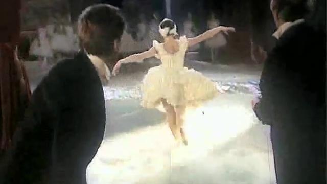 В ней Бог... Фрагмент из фильма Анна Павлова
