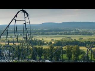 Mega Coaster Hyperion 142km_h – Energylandia Zator - FullHD