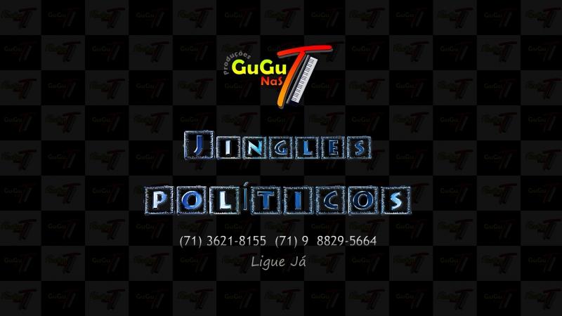 GuGu NaS TeCLaS - Jingles Políticos
