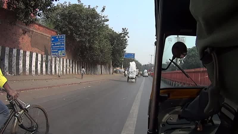 Индия дикарем. Путешествие в Северную Индию (Дели и Дхарамсала)