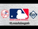 New York Yankees vs Tampa Bay Rays 23 06 2018 AL MLB 2018 2 3