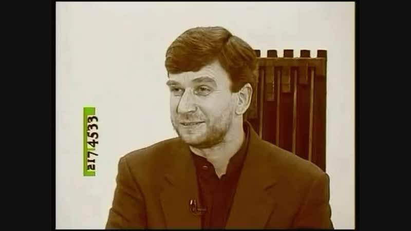Эпизод отрывок из передачи Антропология мой любимый кинорежиссёр Александр Александрович Муратов я его поклонница мне все его фи