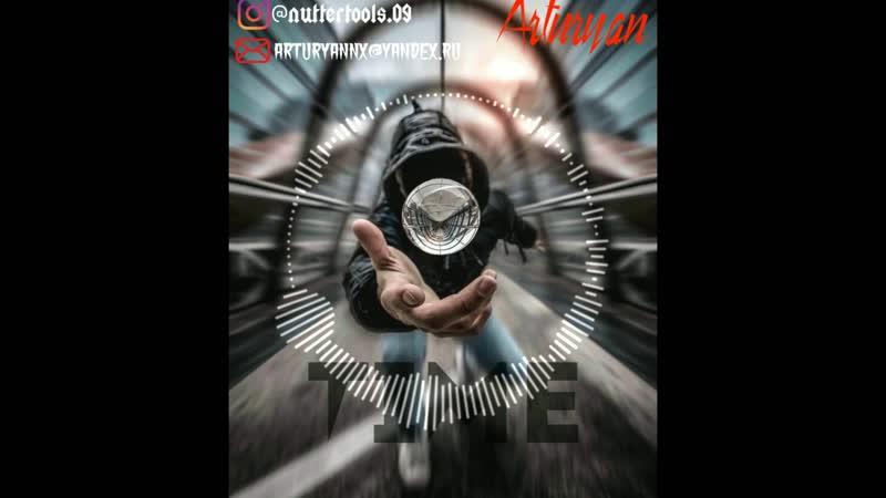 Time ( Hard Trap / Rap Beat Instrumental 2019 ) ( prod. by ム R T U R Y A N ) 🔊