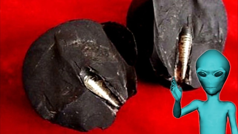Researchers In China Discover A 300 million Year Old Screw Inside A Strange Rock.