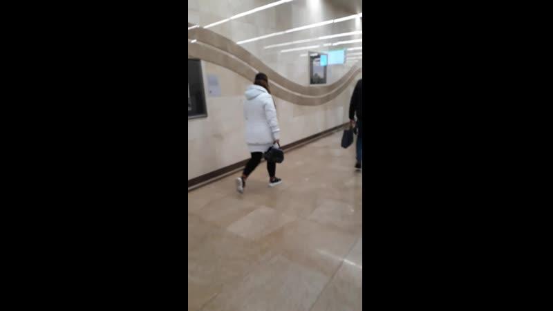 метро Баку 2019