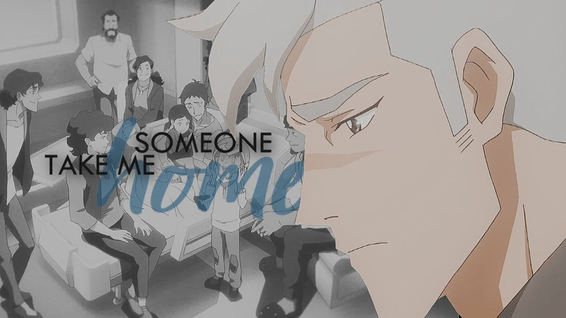 ❝ someone take me home ❞ ► VOLTRON [S7]