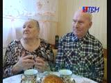 60 лет любви. Мончегорская семья Мария Тихоновна и Александр Ефимович Ивановы отметили бриллиантовую свадьбу.