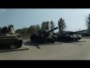 Музей бронетехники, участвовавшей в Курской битве