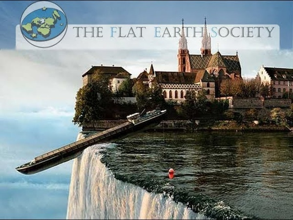 The Flat Earth Society is Controlled Opposition