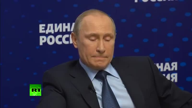 Путин_ Россия будет идти по пути расширения присутствия в Арктике