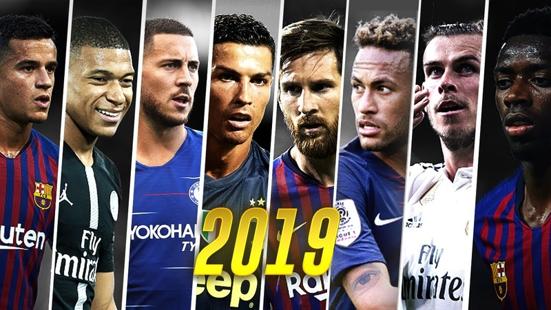 Best Football Skills Mix 2019 ● Messi • Neymar • Ronaldo • Mbappé • Bale • Hazard ● HD