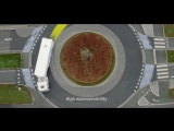 Машина для анализа состояния дорог Dynatest RAPTOR (Rapid Pavement Tester)