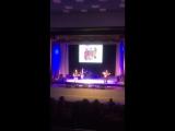 Юбилейный концерт группы Пятая стена ЦКР
