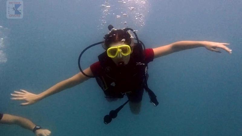 У острова Ко-Чуан архипелага Самесан | Дайвинг в Паттайе