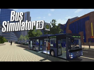 [Стрим] Bus Simulator 16