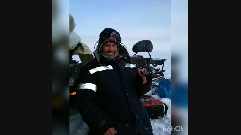 Зимняя рыбалка. Щуки, хариус, налим..mp4